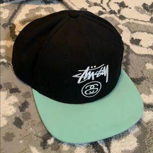 Stussy flat bill hat
